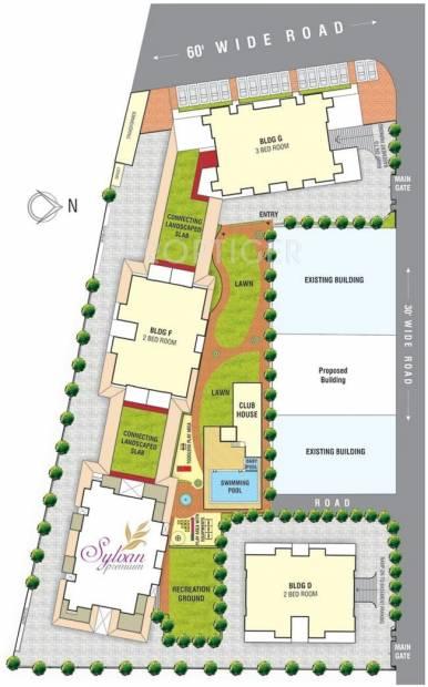 Images for Layout Plan of Naiknavare Housing Sylvan Premium