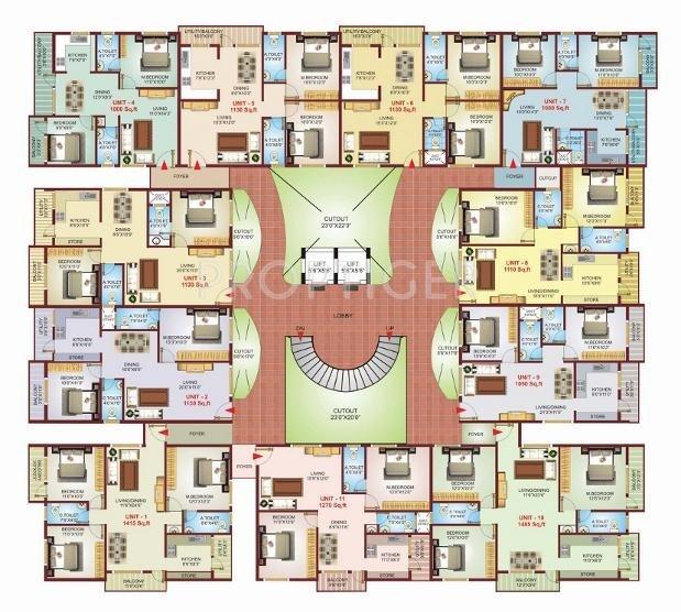 Images for Cluster Plan of Excel Pranav
