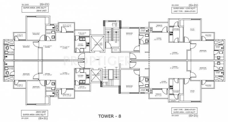 Images for Cluster Plan of The 3C Company Lotus Boulevard