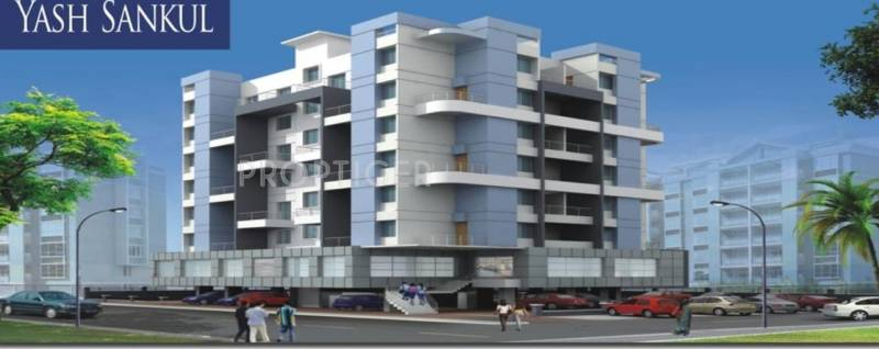 Images for Elevation of Yash Sankul