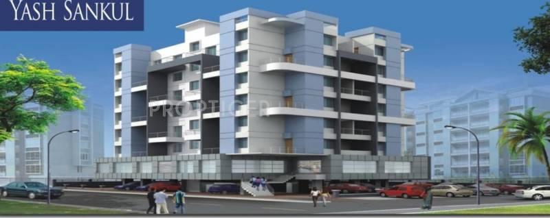 Images for Elevation of Yash Sankul