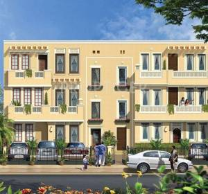 Images for Elevation of Emaar India The Terraces Villa Floors