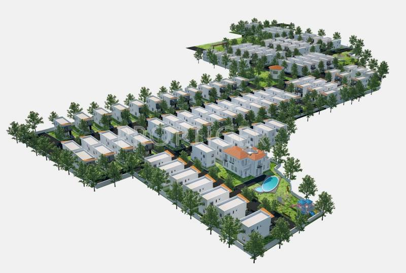 Images for Master Plan of Artha Meadows