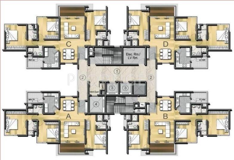 Kasturi Eon Homes In Hinjewadi Pune Price Location Map