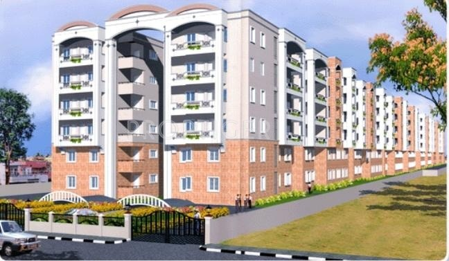 Images for Elevation of KMF Purab Manor