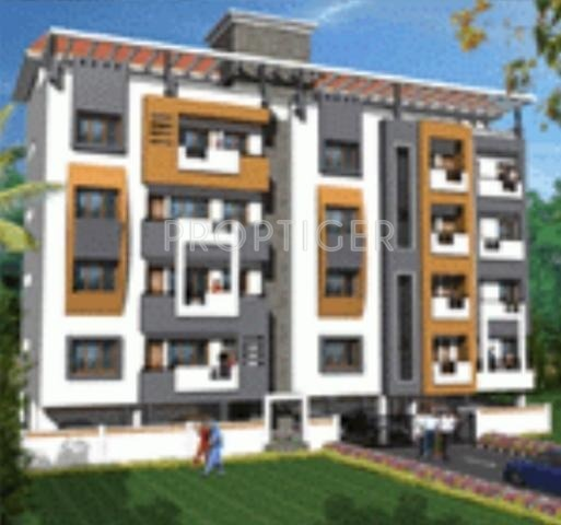 Images for Elevation of MS Sai Residency