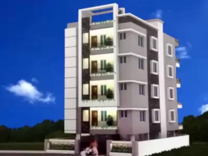 sai-krishnaveni-residency Elevation
