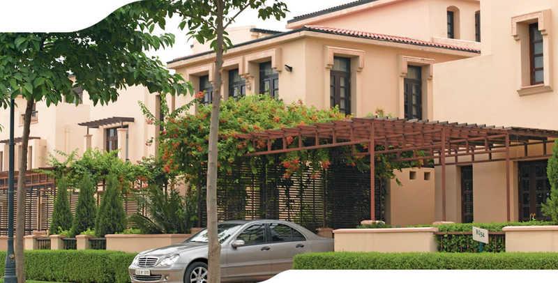 greens-villas Elevation
