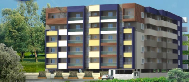 brundavan-residency Elevation