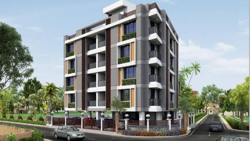 shreyas-residency Elevation