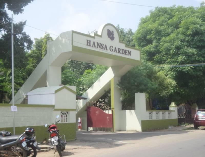 hansa-garden Elevation
