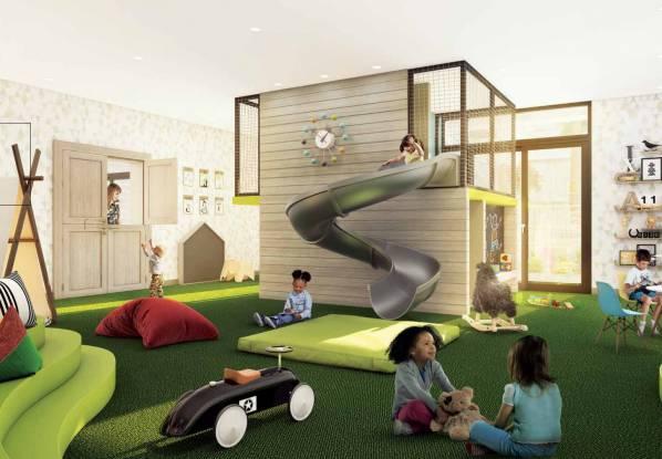 belgravia-square Children's play area