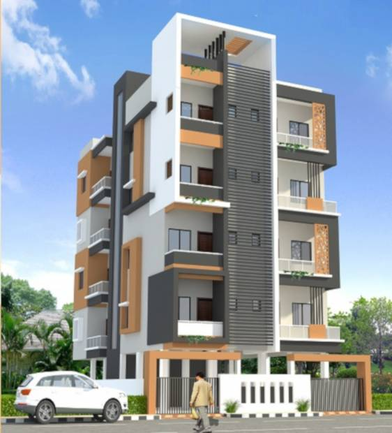 arjun-residency Elevation