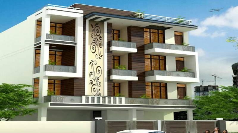 park-shubham-apartment Elevation