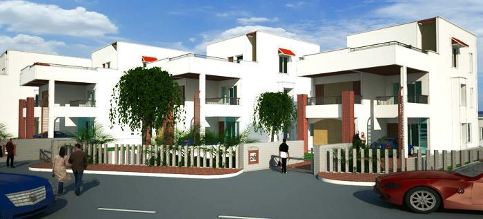 devansh-signature-villas Elevation