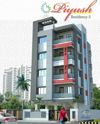 piyush-residency-3 Elevation