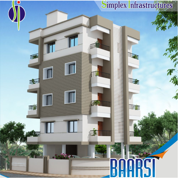baarsi-apartment Elevation