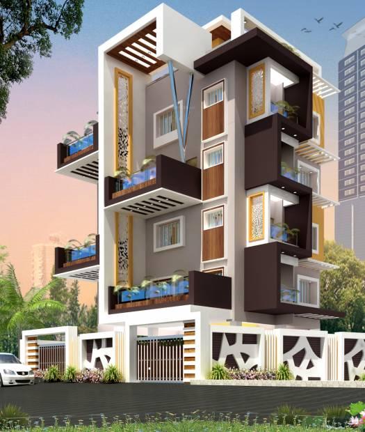 ambika-pride-apartment Elevation