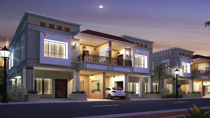 kripalu-villa Elevation