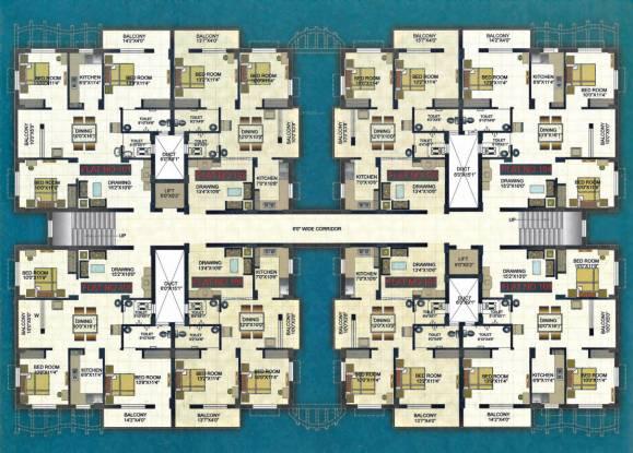 sai-somu-heritage Cluster Plan
