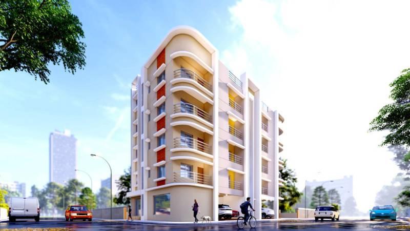 om-arihant-nivas-housing-co-operative-society-ltd Elevation