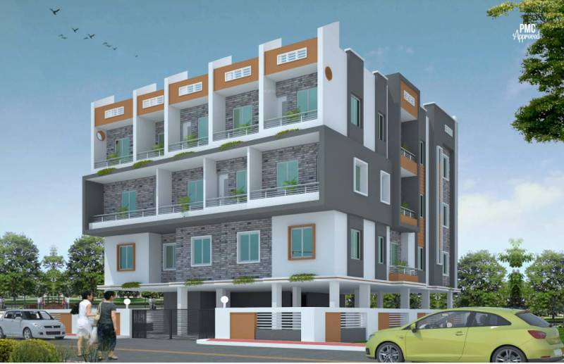 surendra-sunrise-enclave Elevation
