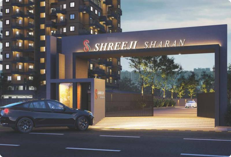 shreeji-sharan Elevation