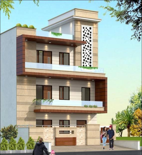 homes-luxury-floors Elevation