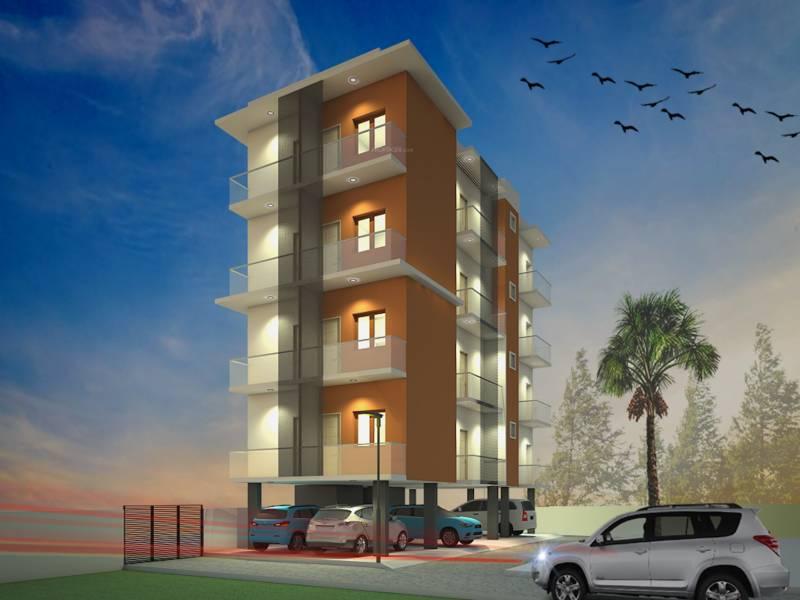 aishwaryam-annex Elevation