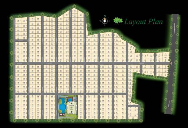 royal-farm Layout Plan