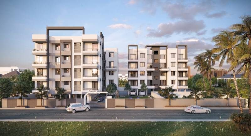 sanskruti-homes- Elevation