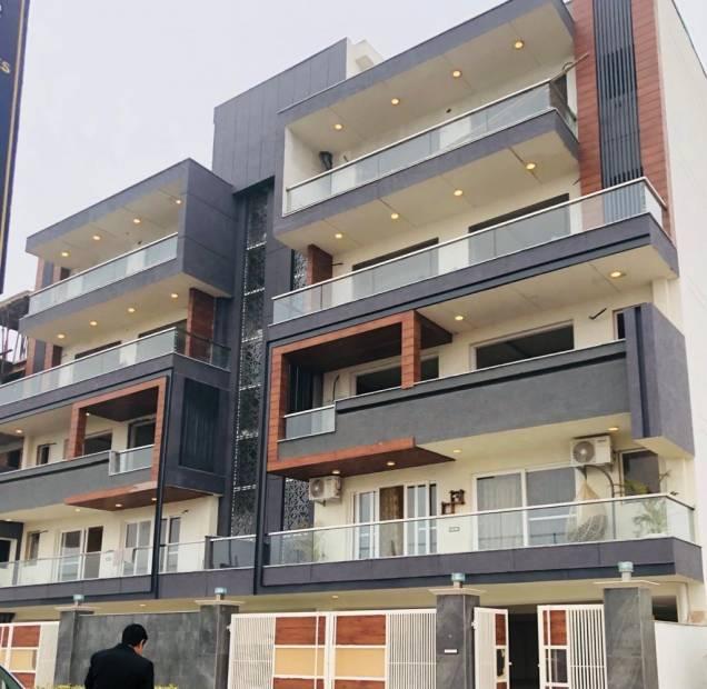ggr-ansal-esensia-floors Elevation