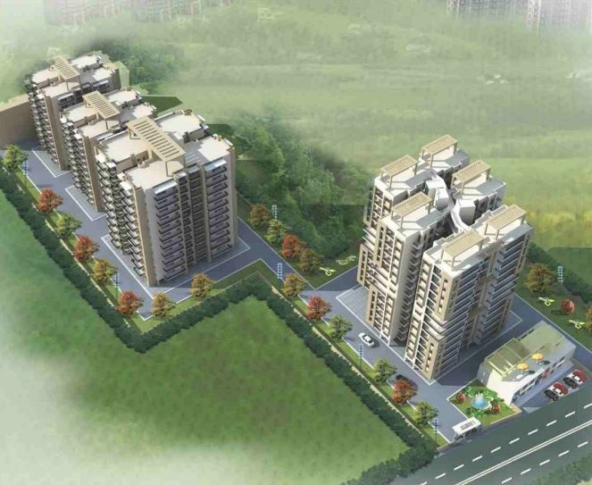 gvt-green-valley-towers Elevation