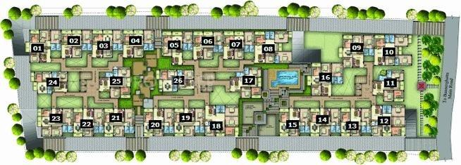 Images for Cluster Plan of Amigo ACAS Crescent Square
