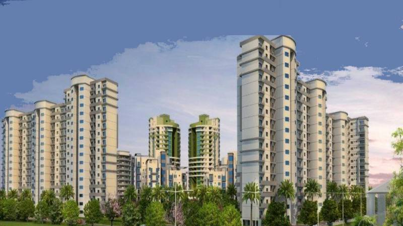 sushant-golf-city-harmony-enclave Elevation