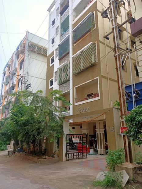 pragathi-lovely-homes Elevation