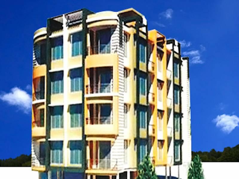 lokenath-amritalal-apartment Elevation