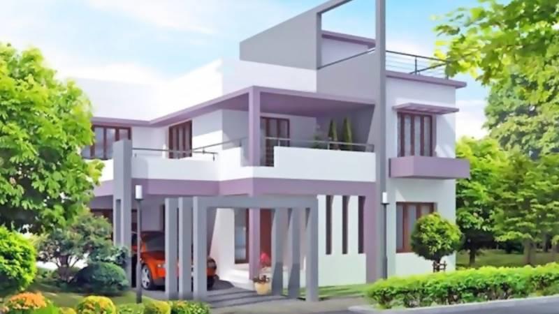 godrej-villas Elevation