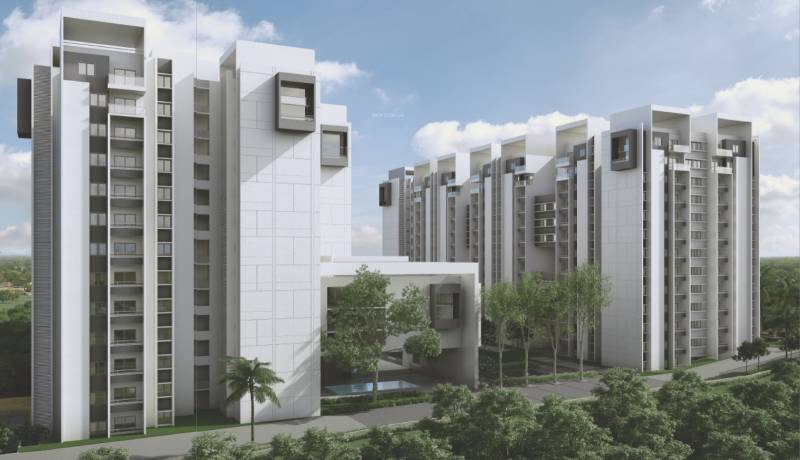 akriti-building-2 Elevation