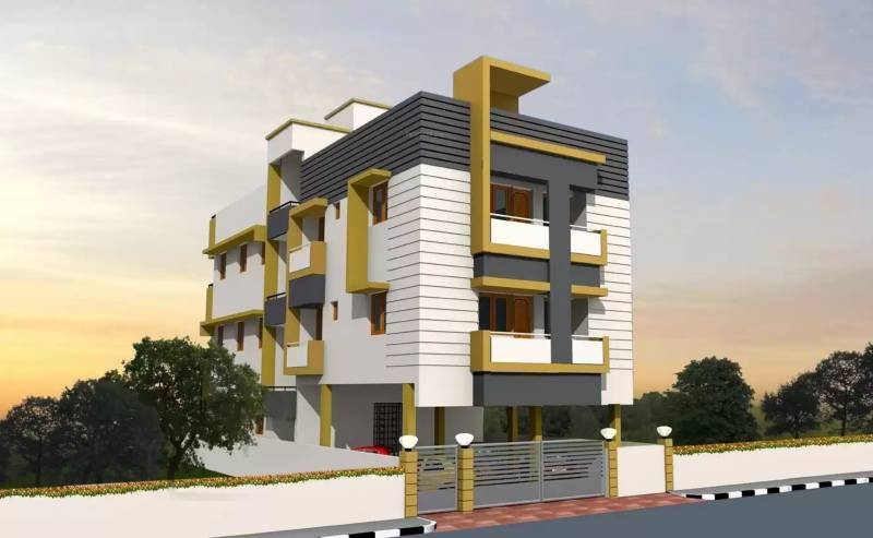 ms-homes Elevation