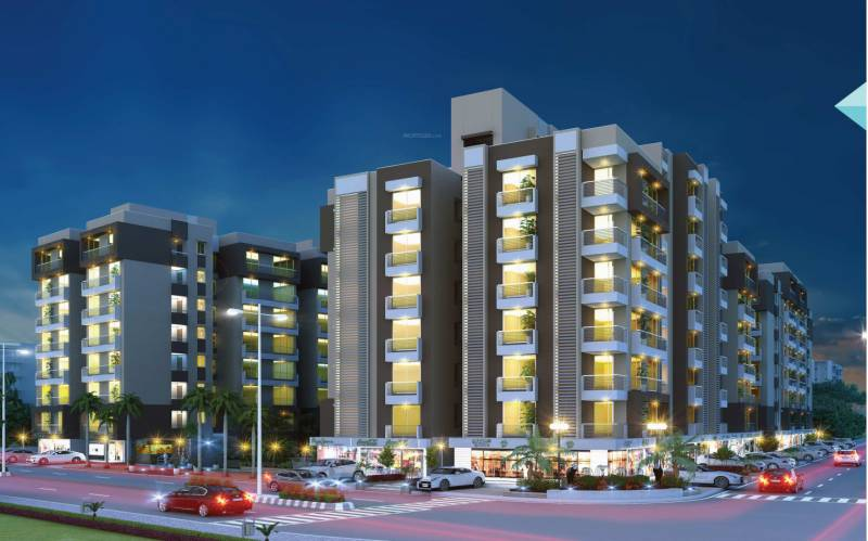 shree-lakshminarayan-residency-phase-2 Elevation