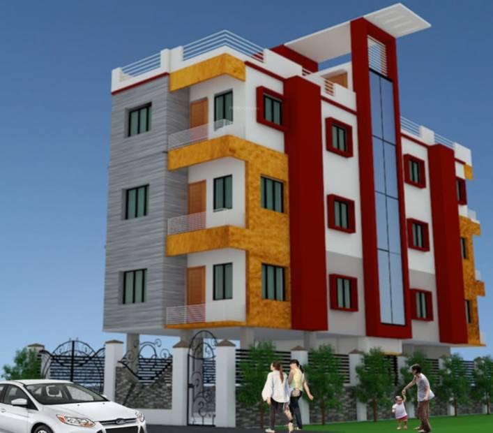 aryan-apartment Elevation