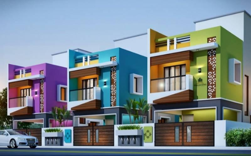 rainbow-villa Elevation