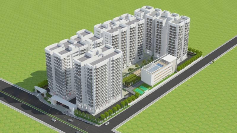 miro-block-a-13-14-floors Elevation