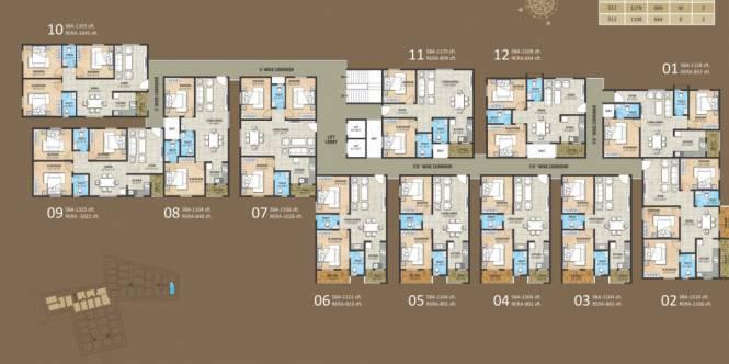 vaibhava Cluster Plan