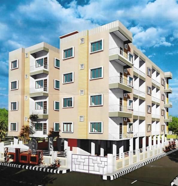 krishna-residency Elevation