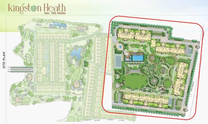 kingston-health Layout Plan