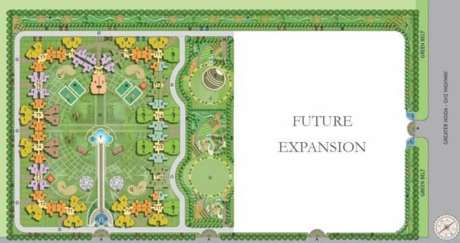estate-phase-iii Master Plan