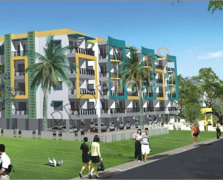 palms Images for Elevation of Mahaveer Palms