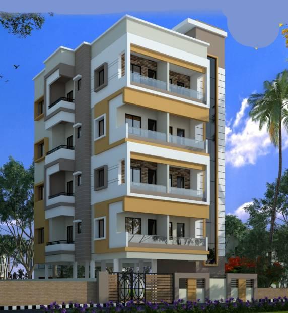 shree-ganesh-apartment-nagpur Elevation